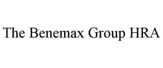 mark for THE BENEMAX GROUP HRA, trademark #85335054