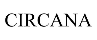 mark for CIRCANA, trademark #85335197