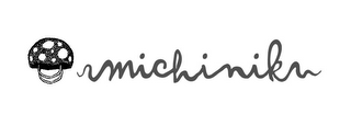 mark for MICHINIK, trademark #85335998