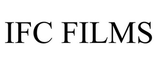 mark for IFC FILMS, trademark #85336130