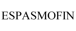 mark for ESPASMOFIN, trademark #85336181