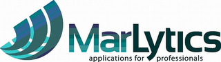 mark for MARLYTICS APPLICATIONS FOR PROFESSIONALS, trademark #85336298