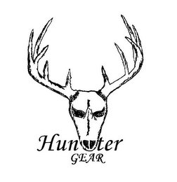 mark for HUN TER GEAR, trademark #85338589