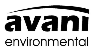 mark for AVANI ENVIRONMENTAL, trademark #85338990