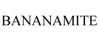mark for BANANAMITE, trademark #85340144