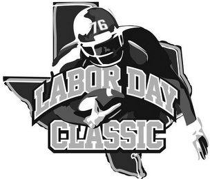 mark for LABOR DAY CLASSIC 76, trademark #85340649