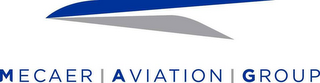 mark for MECAER | AVIATION | GROUP, trademark #85341526