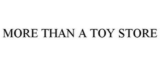 mark for MORE THAN A TOY STORE, trademark #85341530