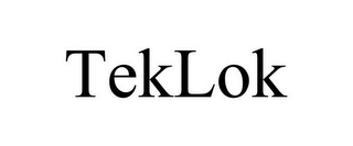 mark for TEKLOK, trademark #85341671