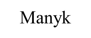 mark for MANYK, trademark #85341685