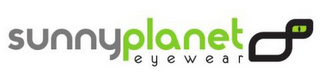 mark for SUNNYPLANET EYEWARE, trademark #85342234