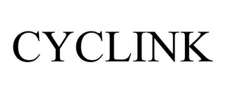 mark for CYCLINK, trademark #85342330