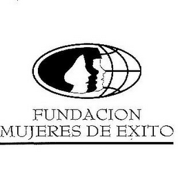 mark for FUNDACION MUJERES DE EXITO, trademark #85342513