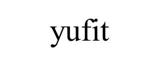 mark for YUFIT, trademark #85342571