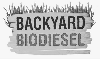 mark for BACKYARD BIODIESEL, trademark #85342774