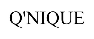 mark for Q'NIQUE, trademark #85344000