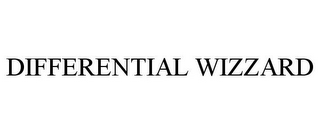 mark for DIFFERENTIAL WIZZARD, trademark #85344929