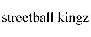 mark for STREETBALL KINGZ, trademark #85345366