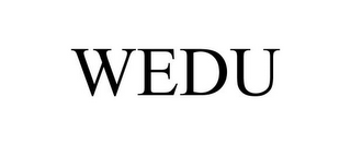 mark for WEDU, trademark #85345646