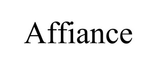 mark for AFFIANCE, trademark #85346594