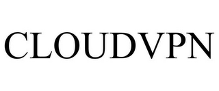 mark for CLOUDVPN, trademark #85346814
