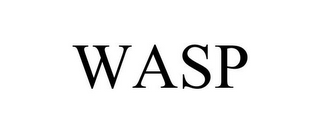 mark for WASP, trademark #85347069