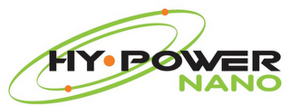 mark for HY POWER NANO, trademark #85347518