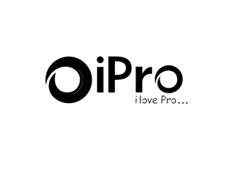 mark for OIPRO I LOVE PRO..., trademark #85347528