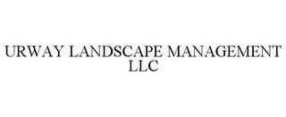 mark for URWAY LANDSCAPE MANAGEMENT LLC, trademark #85347787