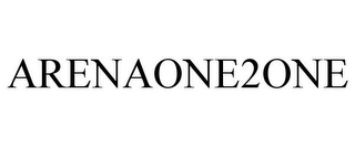 mark for ARENAONE2ONE, trademark #85347807