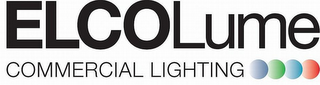 mark for ELCOLUME COMMERCIAL LIGHTING, trademark #85348070