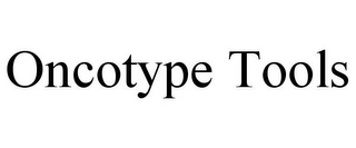 mark for ONCOTYPE TOOLS, trademark #85348298