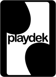 mark for PLAYDEK PD, trademark #85348467