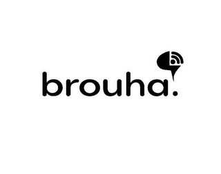 mark for BROUHA!, trademark #85349012