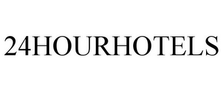 mark for 24HOURHOTELS, trademark #85349052