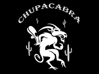 mark for CHUPACABRA, trademark #85349633