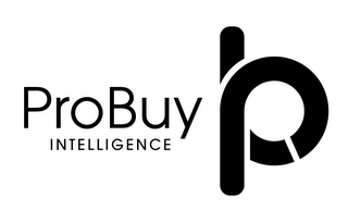 mark for PROBUY INTELLIGENCE P, trademark #85349846