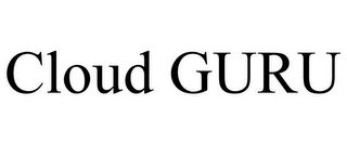 mark for CLOUD GURU, trademark #85349870