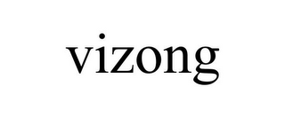 mark for VIZONG, trademark #85350064