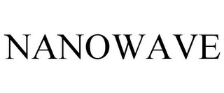 mark for NANOWAVE, trademark #85350580