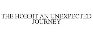 mark for THE HOBBIT AN UNEXPECTED JOURNEY, trademark #85350589