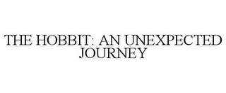 mark for THE HOBBIT: AN UNEXPECTED JOURNEY, trademark #85350639