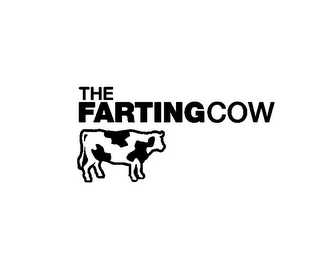 mark for THE FARTINGCOW, trademark #85350751