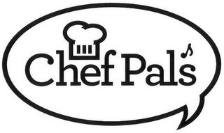 mark for CHEF PALS, trademark #85351788