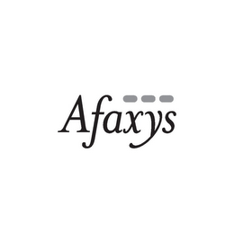 mark for AFAXYS, trademark #85351825