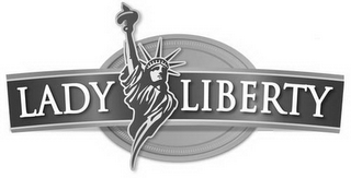 mark for LADY LIBERTY, trademark #85352230