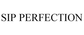 mark for SIP PERFECTION, trademark #85353478
