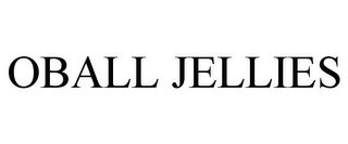 mark for OBALL JELLIES, trademark #85353753