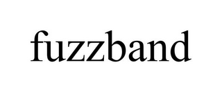 mark for FUZZBAND, trademark #85353943
