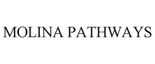 mark for MOLINA PATHWAYS, trademark #85354138
